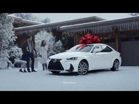 Lexus 2017 IS: Nothing to Add TV Commercial ad advert 2016 Lexus ...