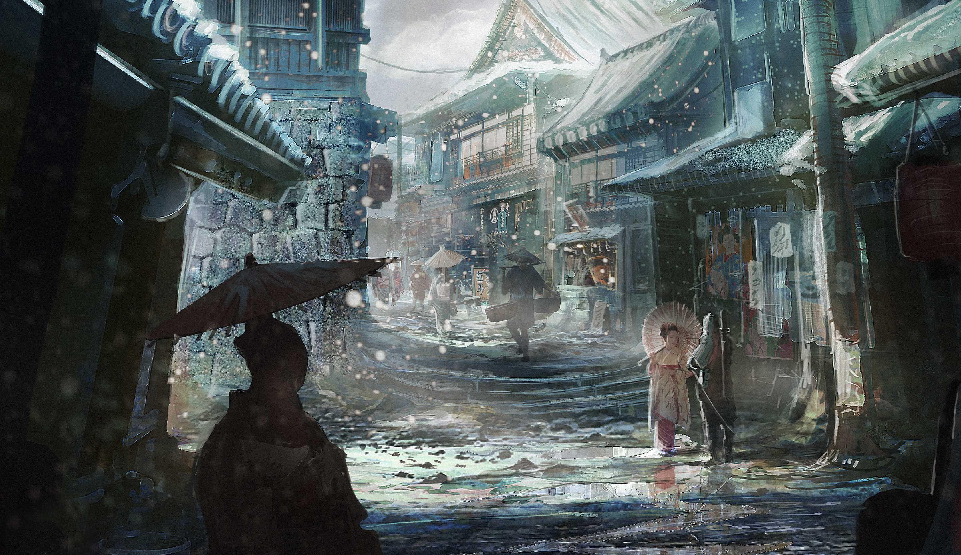 Assassins Creed Building Concept Art Wallpaper With Images Assassins Creed Assassins Creed Art Assassin