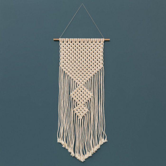 tissage en macram le petit floril ge photo richard malaurie design pinterest tissage. Black Bedroom Furniture Sets. Home Design Ideas