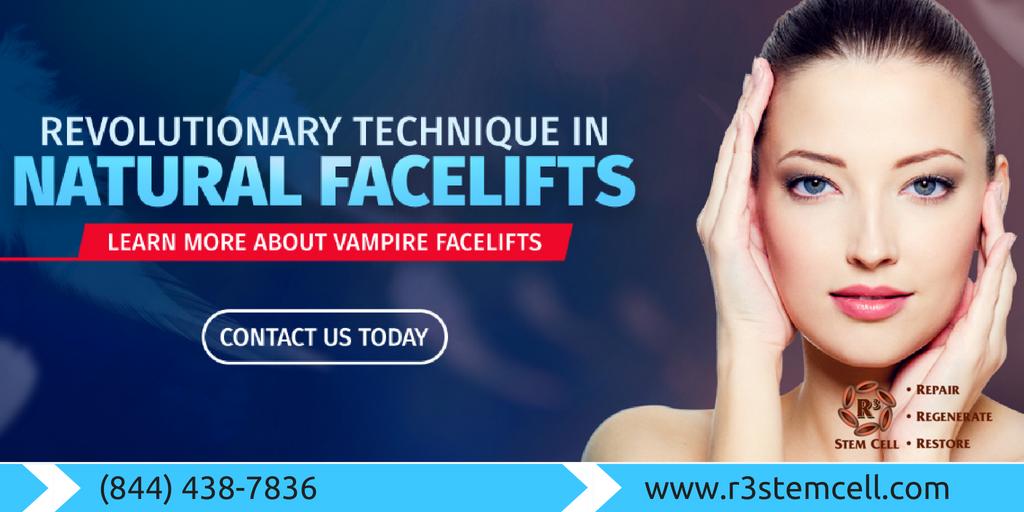 Not absolutely facial rejuvenation procedure