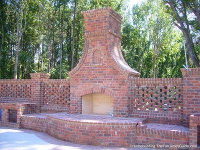 An Outdoor Fireplace A Focal Point For Entertaining Outdoor Fireplace Designs Outdoor Fireplace Outdoor Fire