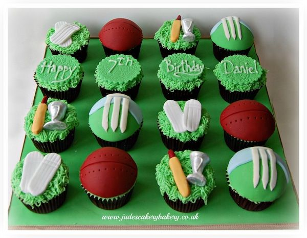 Cricket Lover Indian Cricket Cake