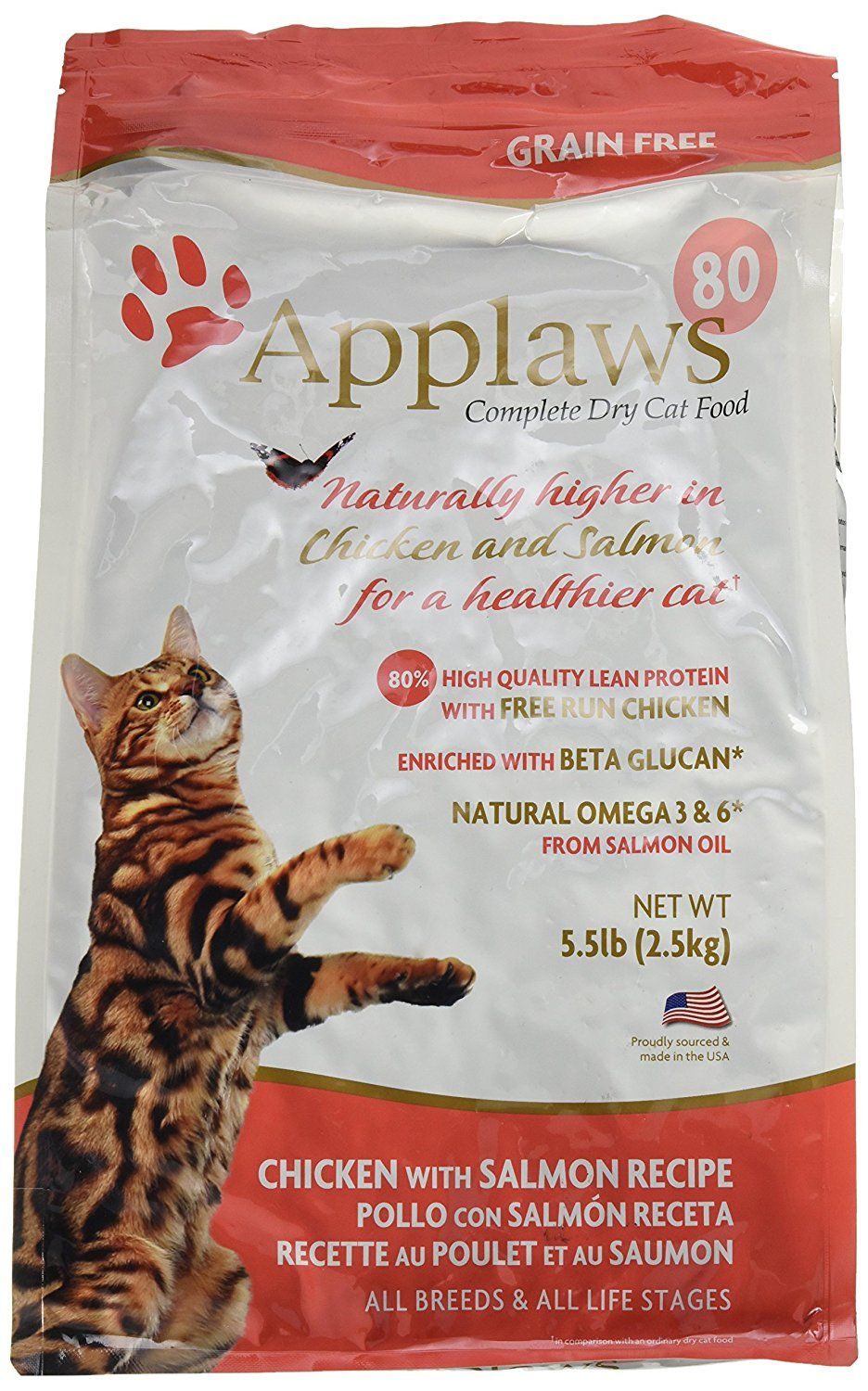 Applaws Grain Free Salmon Dry Cat Food Trust Me This Is Great Click The Image Cat Food Dry Cat Food Cat Food Cat Food Reviews