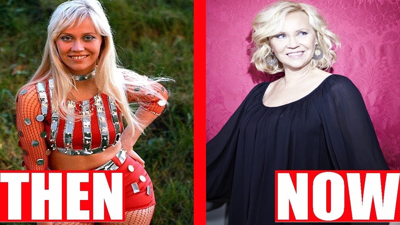 ABBA Then and Now YouTube Abba, Then and now, Youtube