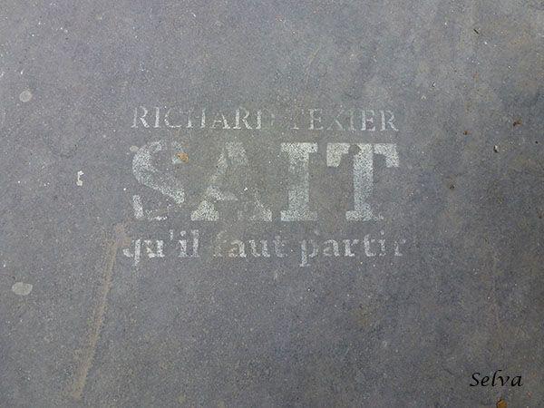 Richard Texier. Près du Trocadéro.
