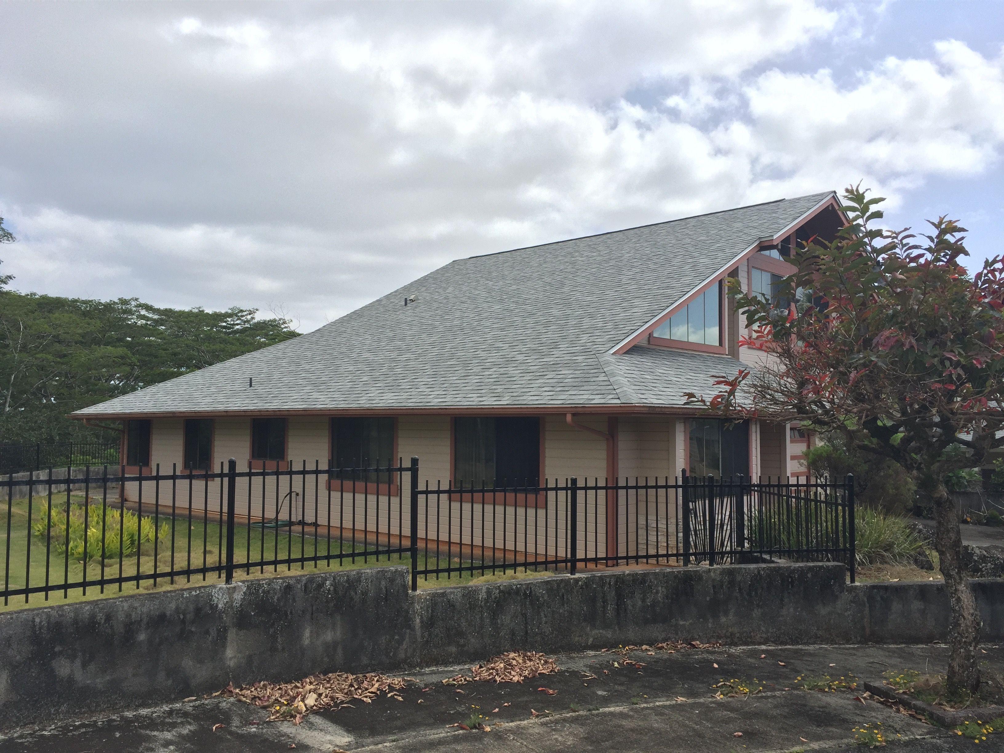 Best Malarkey Legacy Silver Wood In Mililani Mauka Roof 400 x 300