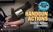 Insider Tip fromm Roy Huntington! Handgun Actions: Single & Double Action Parts 1&2