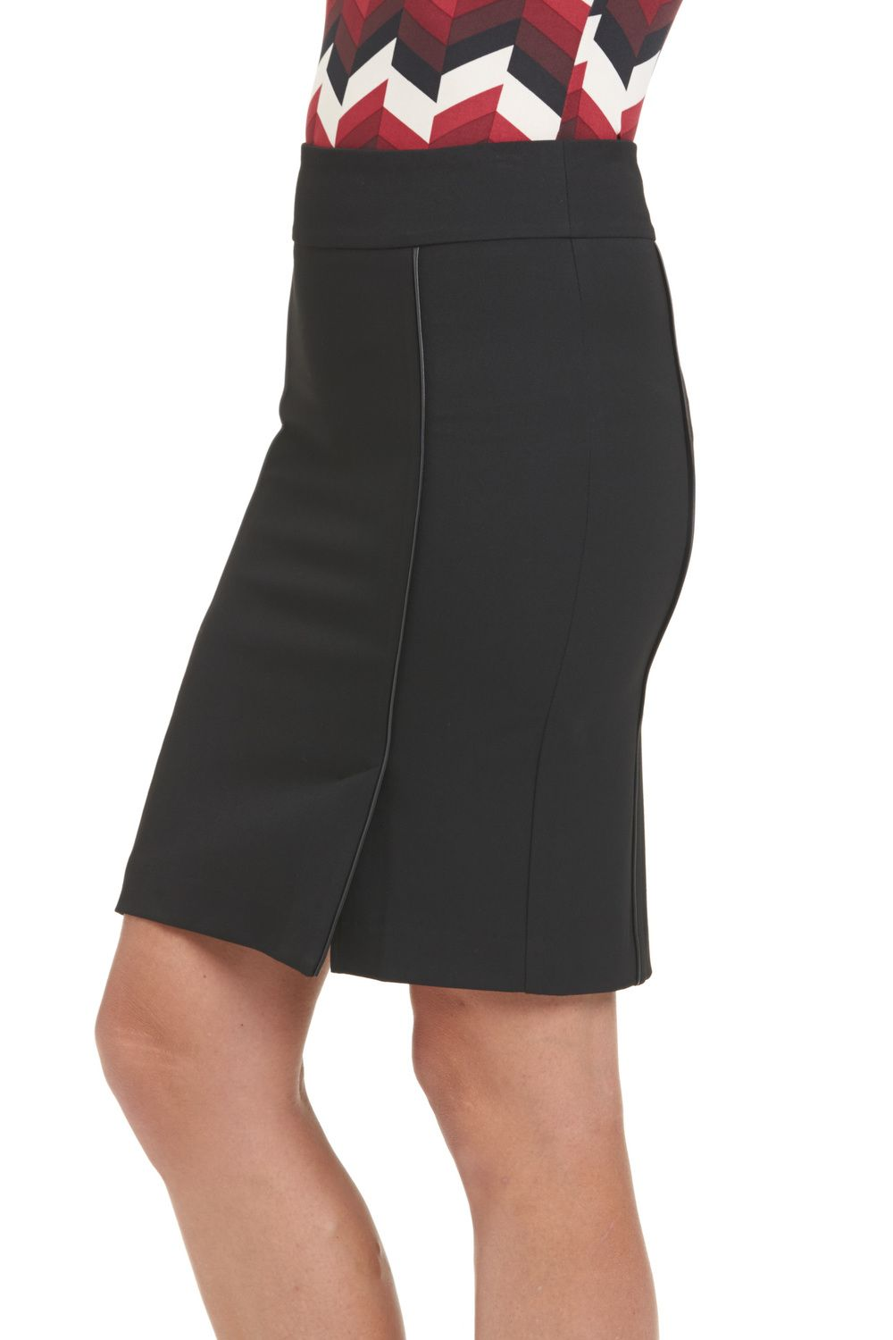 57f902978 Tailored skirt in Rekucci's Miraform fabric | Womens Clothing Store Online  | Rekucci Collection #shop #miraform #rekuccicollection #pencilskirt #style