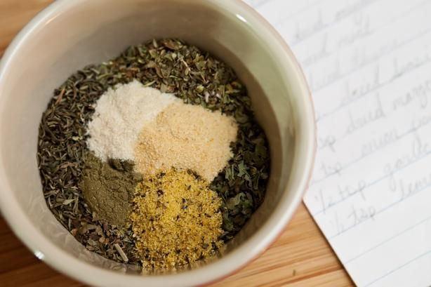 Greek Seasoning Mix from Food.com:   you can make your own greek seasoning mix zaar tour 6