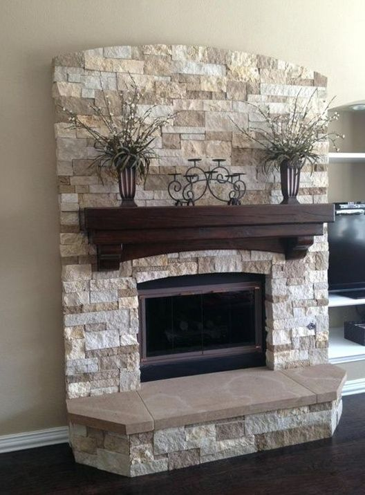 Painting A Brick Fireplace To Look Like, How To Paint A Brick Fireplace Look Like Stone