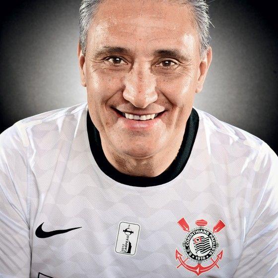 O novo técnico da Seleção Brasileira Tite (Foto: Alexandre Battibugli)