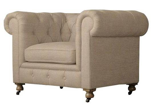 Buy One Seater Sofa Online Available In Enthralling Style The Henry Upholstered Chair In Grey Is An Artistic Piece Wit Single Seater Sofa Sofa Online Buy Sofa