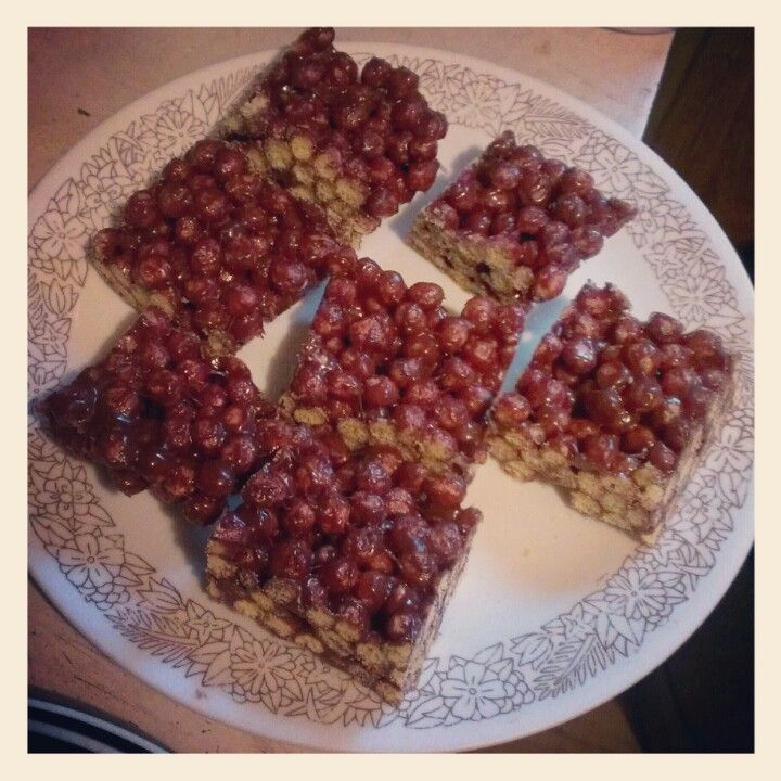 Easy Kix Cereal Treats Http://www.yummly.com/recipe/Kix