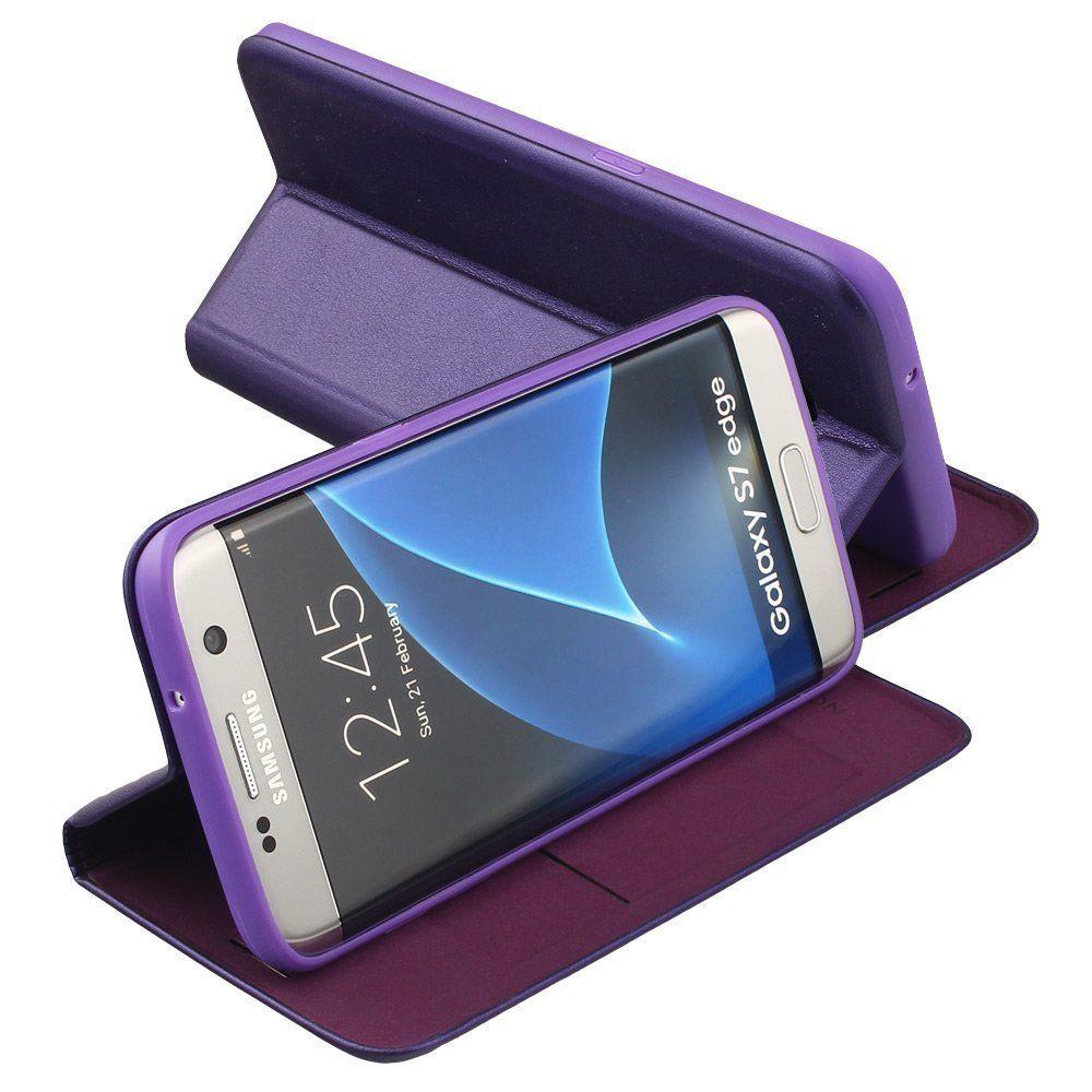 Robot Check Samsung Galaxy S7 Edge Wallet Case Samsung Galaxy S7