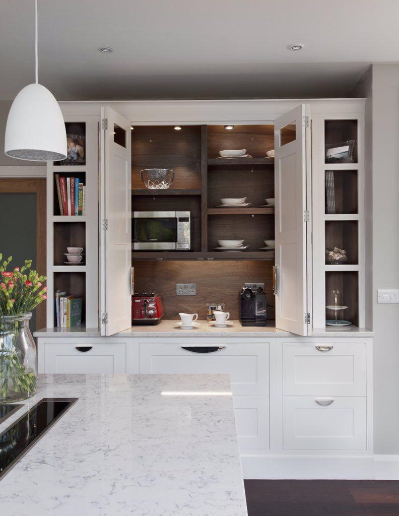 Modern Classic Kitchen Design: Contemporary Classic, Kitchen