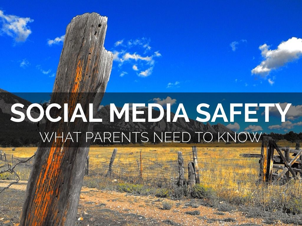 """""""Social Media Safety For Parents"""" A Haiku Deck by Susan"""