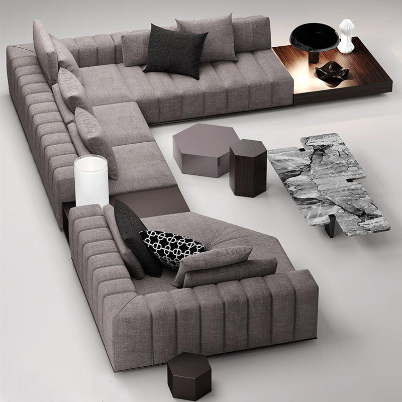 Luxury High End Italian Customizable Modern Contemporary Sectional Sofa In 2021 Modern Sofa Living Room Modern Sofa Designs Living Room Sofa Design