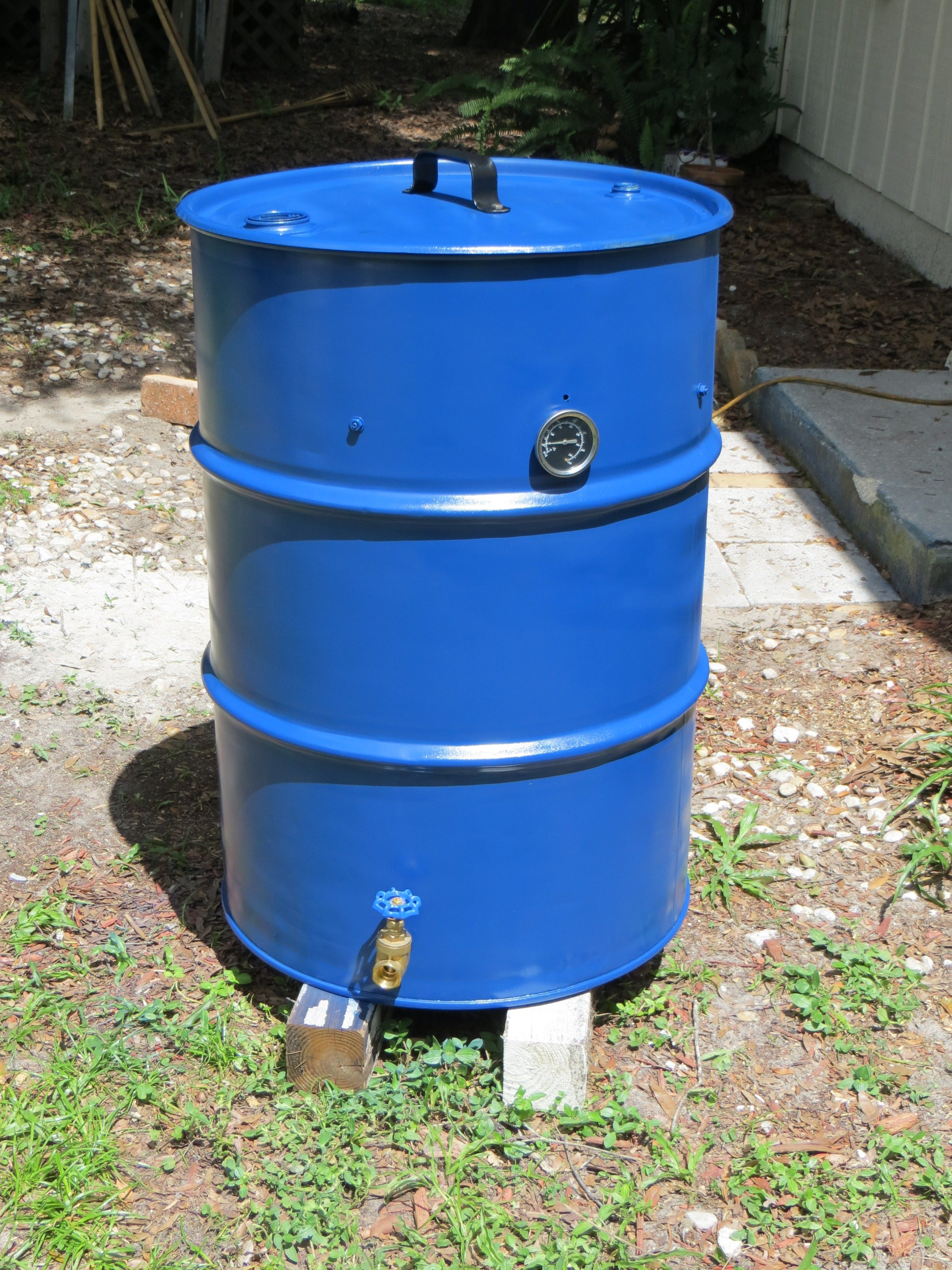 build your own ugly drum smoker uds diy projects pinterest commercial smoker ugly drum. Black Bedroom Furniture Sets. Home Design Ideas