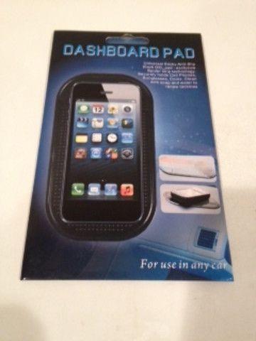 Dashboard Pad - Black Gel Pad Case Pack 40