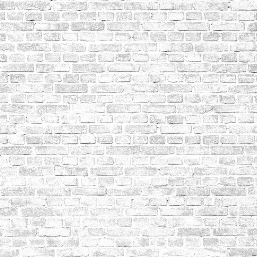 White Brick Digital Paper White Brick Backgrounds White Etsy In 2020 White Brick Background Brick Texture Brick Background