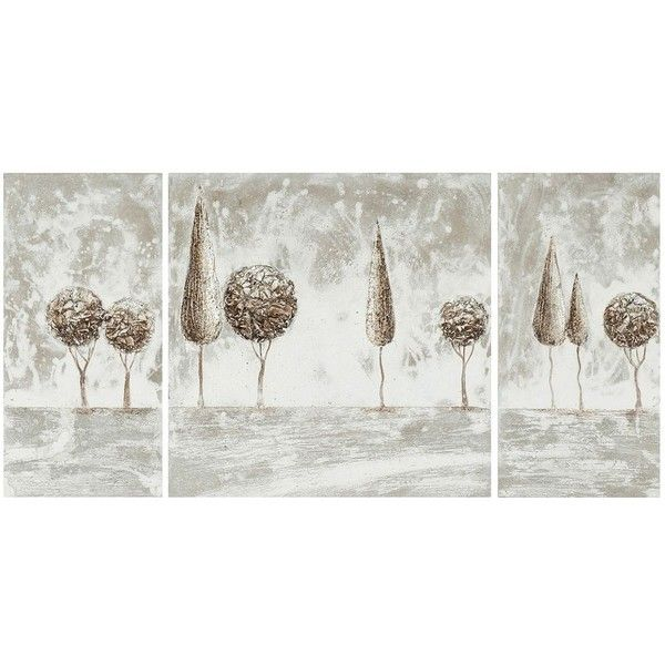 Safavieh 3-piece Tree Landscape Canvas Wall Art Set (13,170 PHP