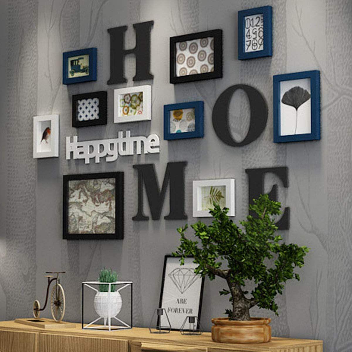 Cadre photo deco cadre photo photos Multi Cadre Cadre Modern collage galerie