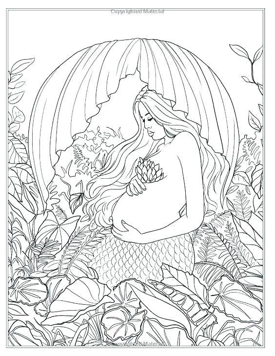 Mermaid Coloring Pages Top Mermaid Coloring Pages Crayola