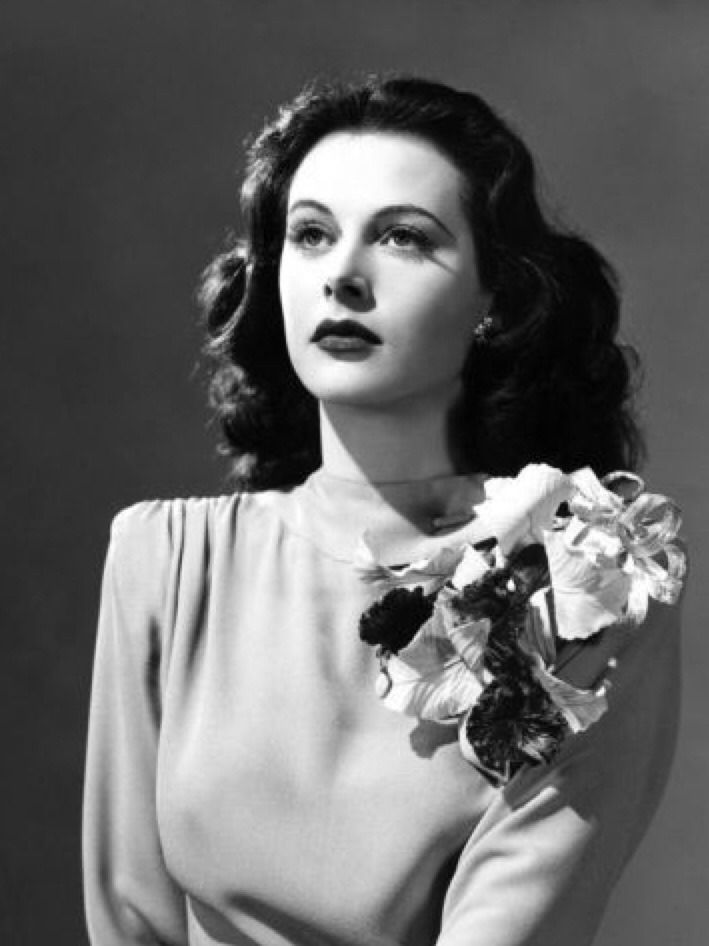 Hedy Lamarr | Hedy lamarr, Vintage film stars, Old hollywood