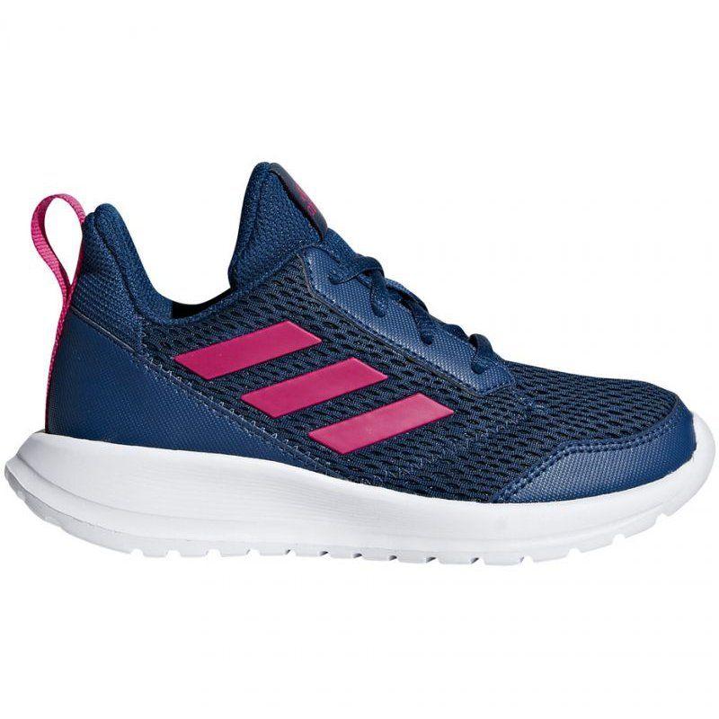 Buty Adidas Altarun K Jr Bd7619 Granatowe Shoes Blue Adidas Adidas