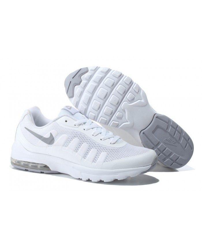 Femme Nike Air Max 95 Invigor Print Sliver Blanc Chaussures