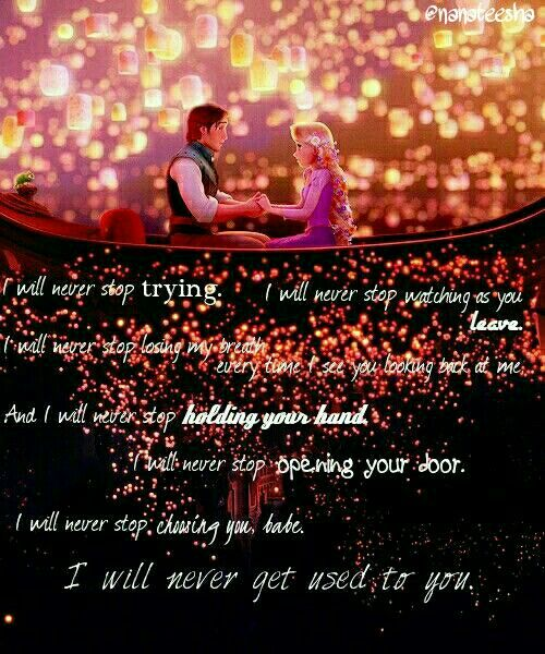 Awwww Someone Combined 2 Of My Favorites Tangled Safetysuit Rapunzel Movie To My Future Husband Music Is Life