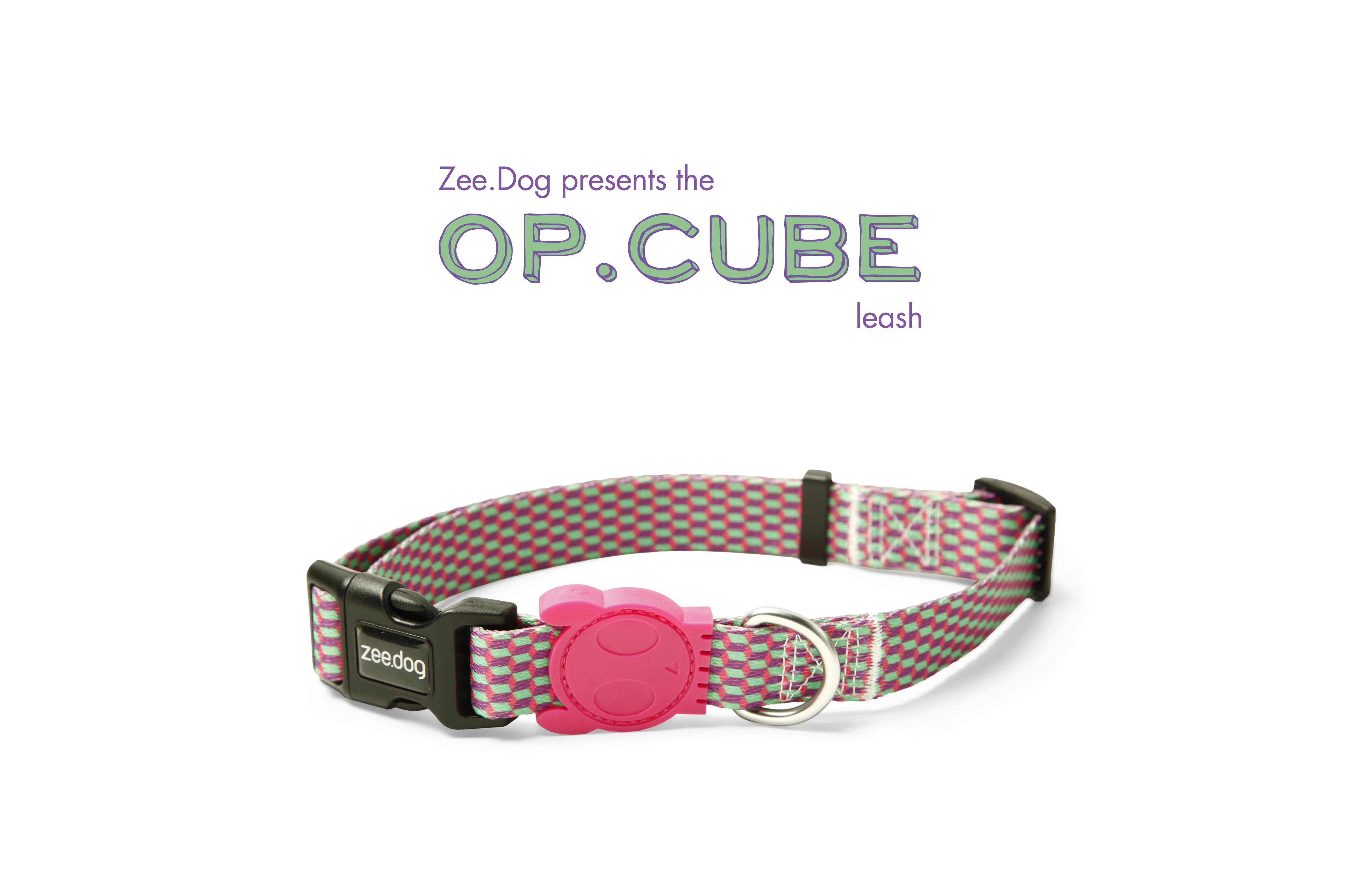 The Op. Cube Collar