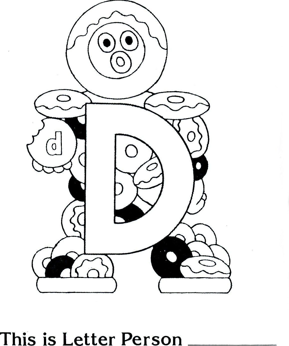 2lpd Jpg 1159 1388 Letter People Preschool Letters Alphabet Coloring Pages