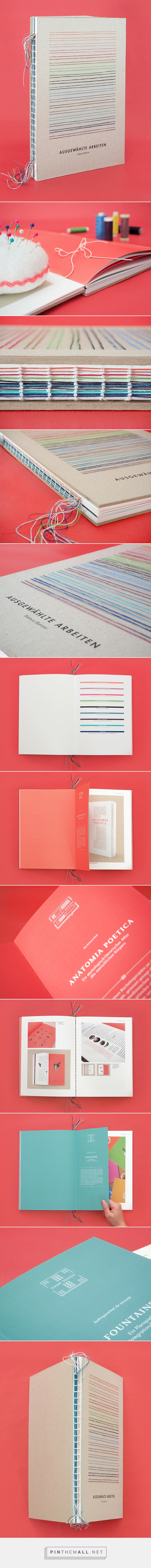 SELECTED WORKS – Portfolio book on Behance - created via http://pinthemall.net