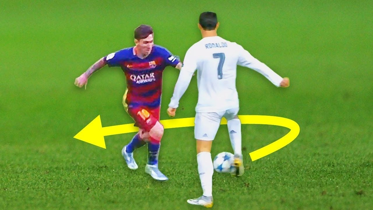 Various Lionel Messi Haus Gallery Of 5 Times Cristiano Ronaldo Humiliated ○ When