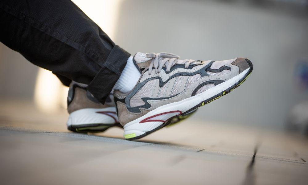 adidas - Temper Run (light brown / grey