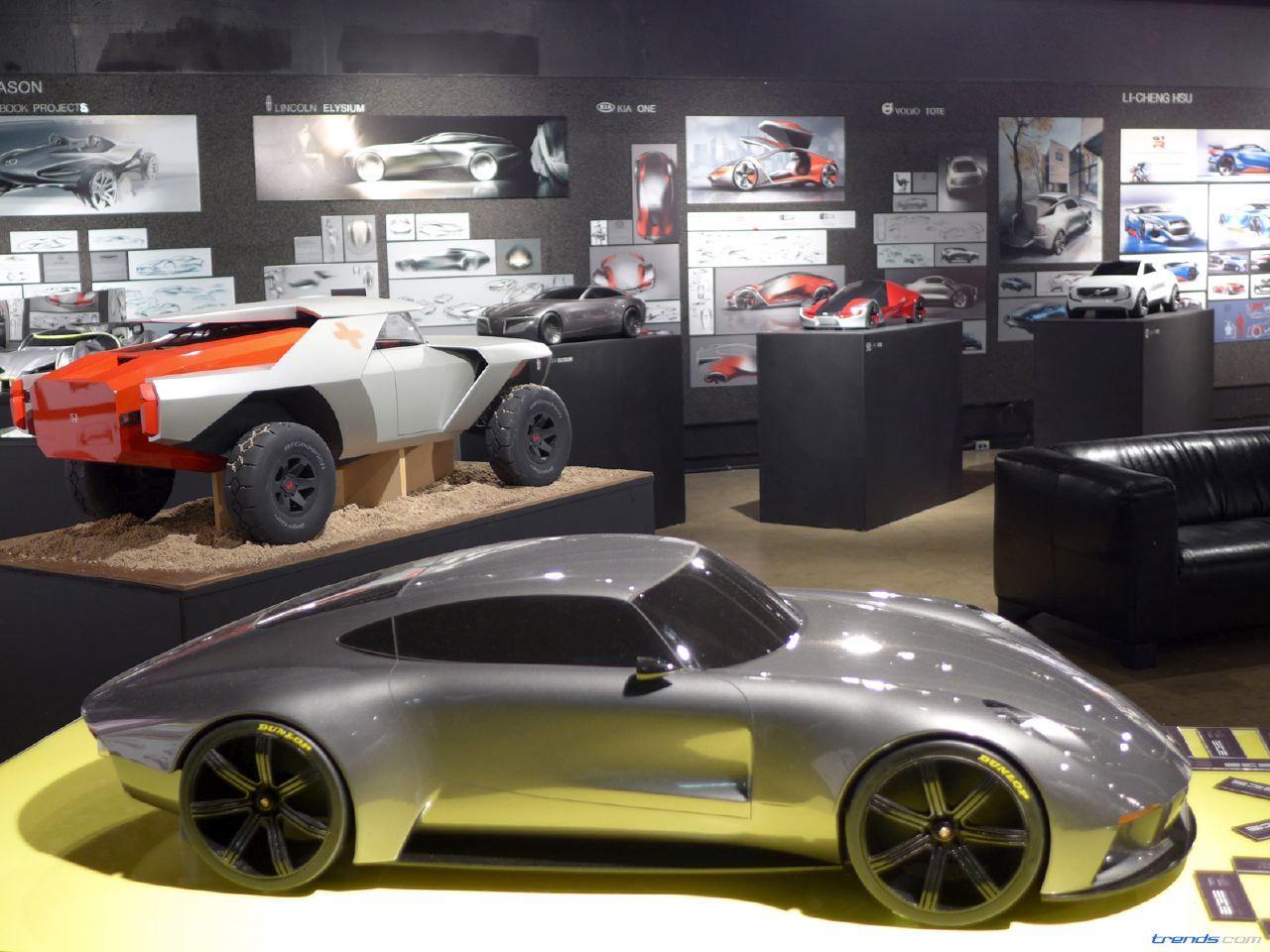 Art Center Winter Degree Show 2014 Automotive Design