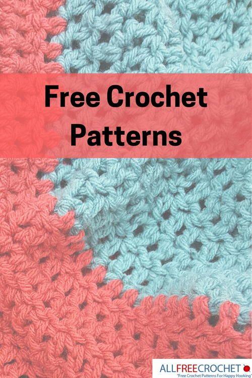 2770 Free Crochet Patterns Free Crochet Crochet And Patterns