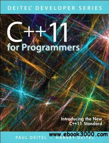 C++11 for Programmers (2nd Edition) - Free eBooks Download