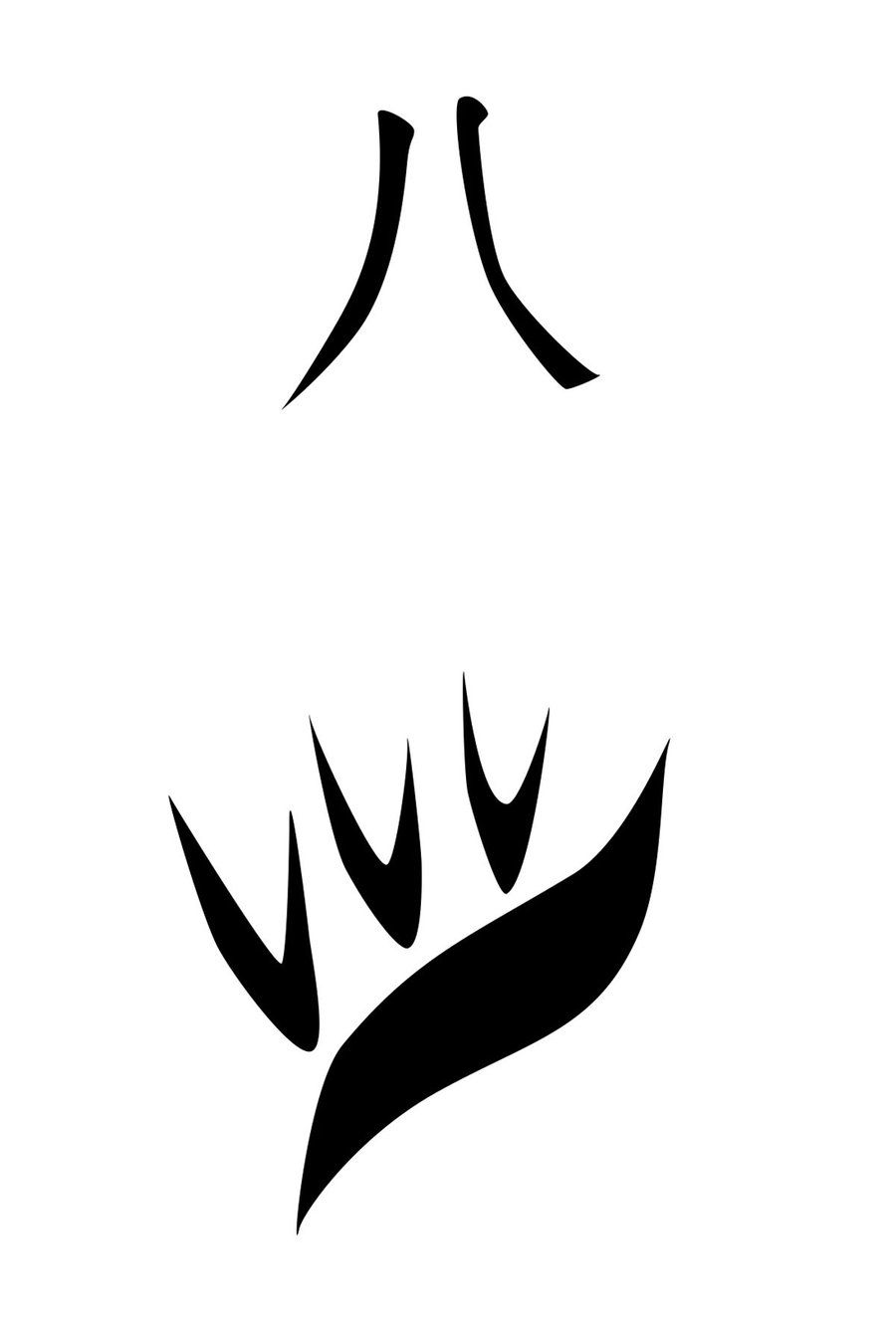 Bleach Captains Division Anime Tattoo Stencils Flower Meanings Bird Of Paradise Shinigami Numbers