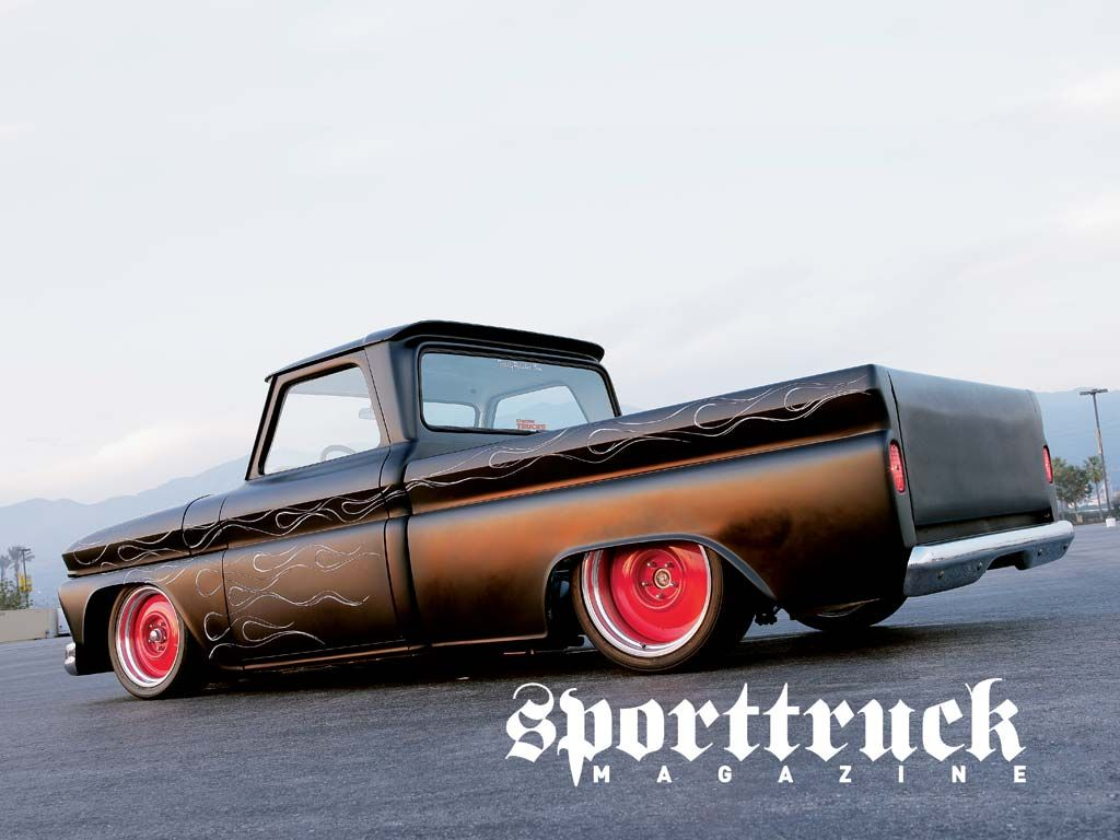 Rat Rod Patina Finish 64 Impala | rat rod