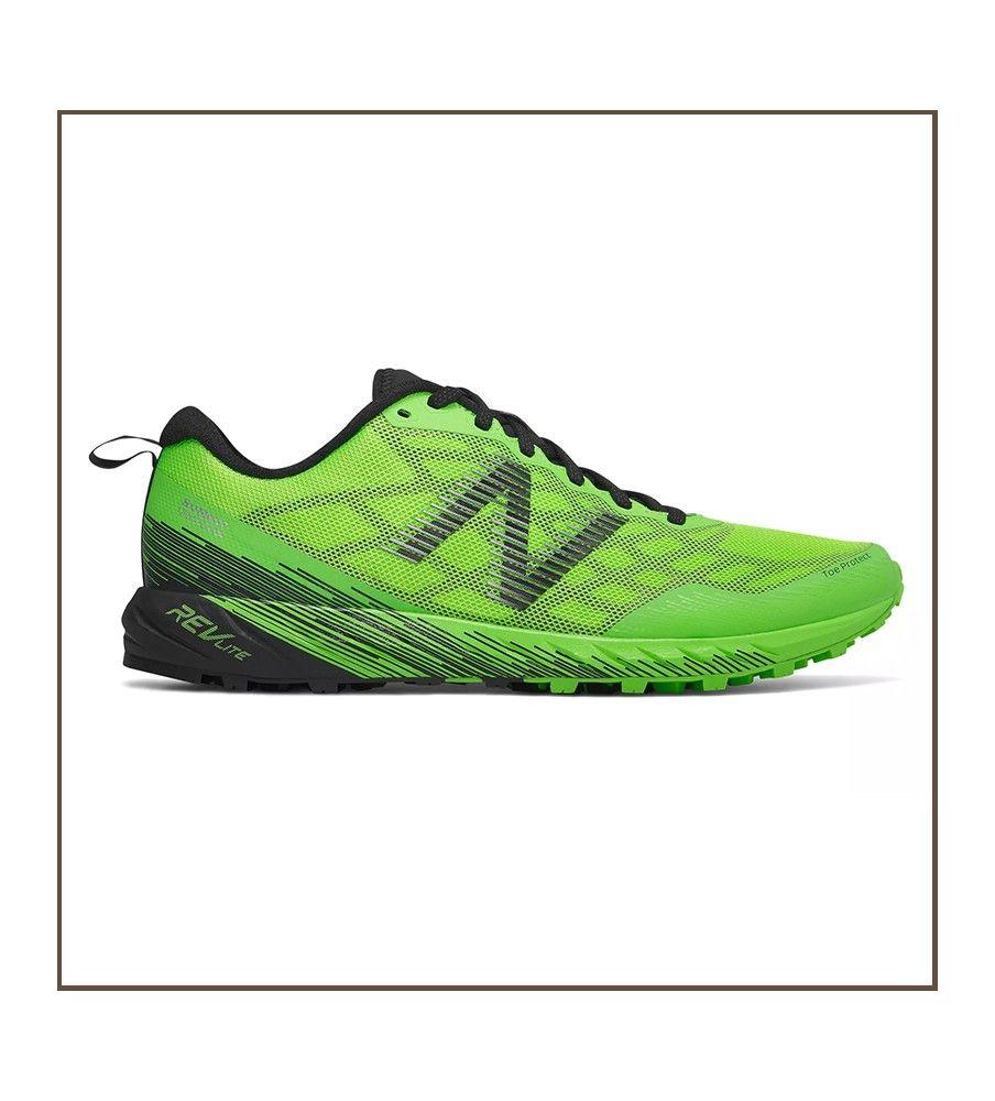 New Balance Scarpa Running Mens Bright Green MTUNKNR | Scarpe, New ...