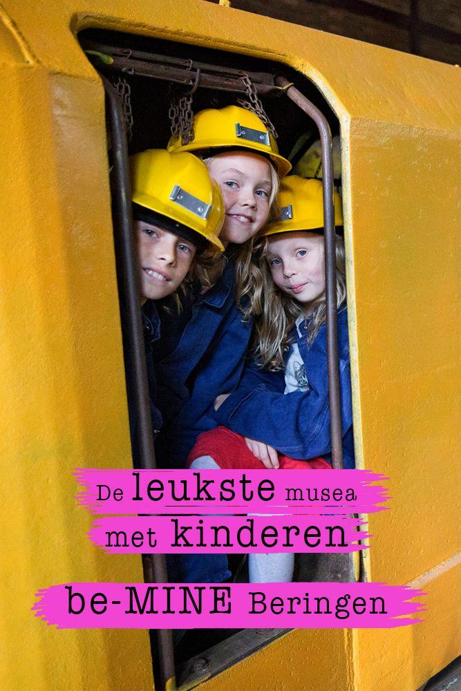 Fantastisch Museum Over De Mijnen In België Leuke Activiteiten Met