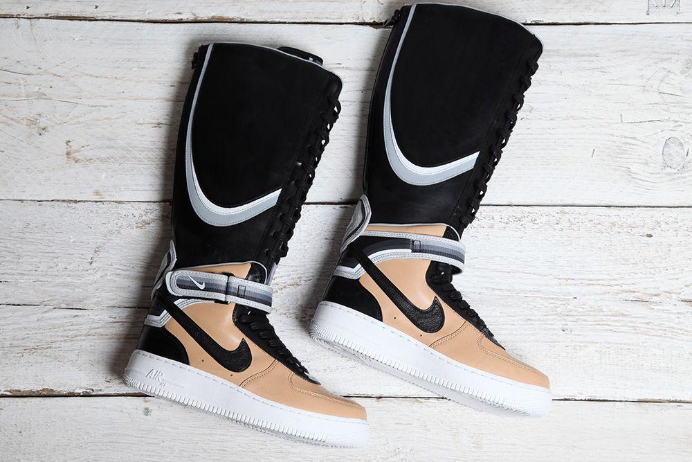 Nike X Riccardo Tisci Femmes Air Force 1 Chaussures Rt Fr