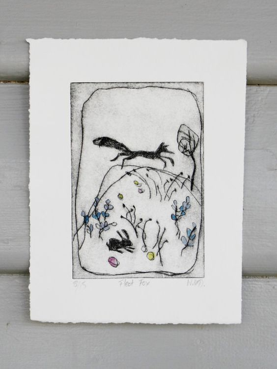how to mount drypoint work - Google Search