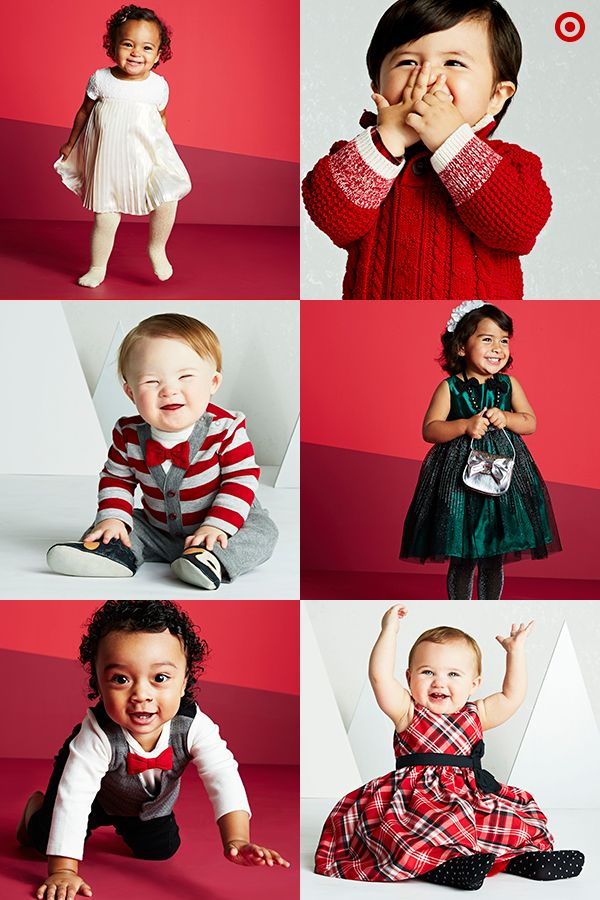 6195c3fc113c There's nothing like Christmas — make each moment picture perfect with festive  clothing for baby boys and girls. Handsome sweaters, one-piece bodysuits  and ...