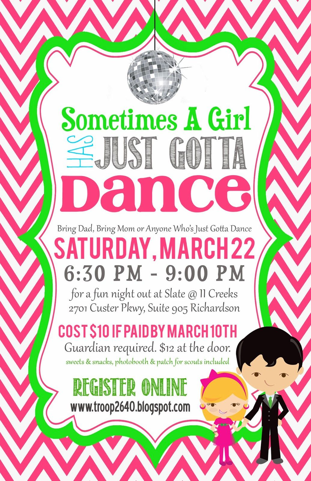 Father Daughter Dance Invite | Father Daughter Dance | Pinterest ...