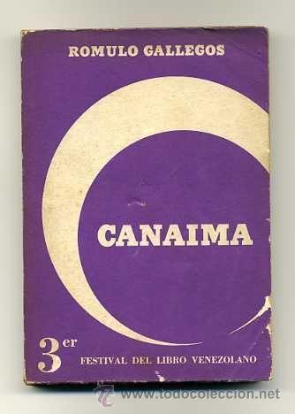 Canaima (Rómulo Gallegos)