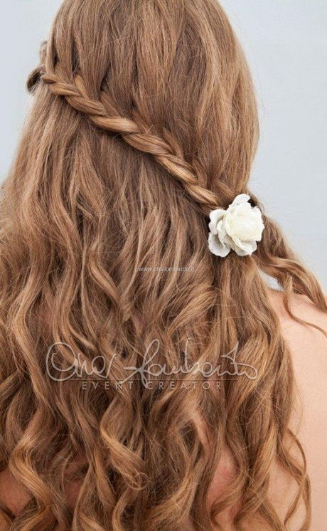 Acconciature capelli lunghi sciolti Acconciature Fantasiose, Pettinature  Vintage, Acconciature Per Il Matrimonio, Punte