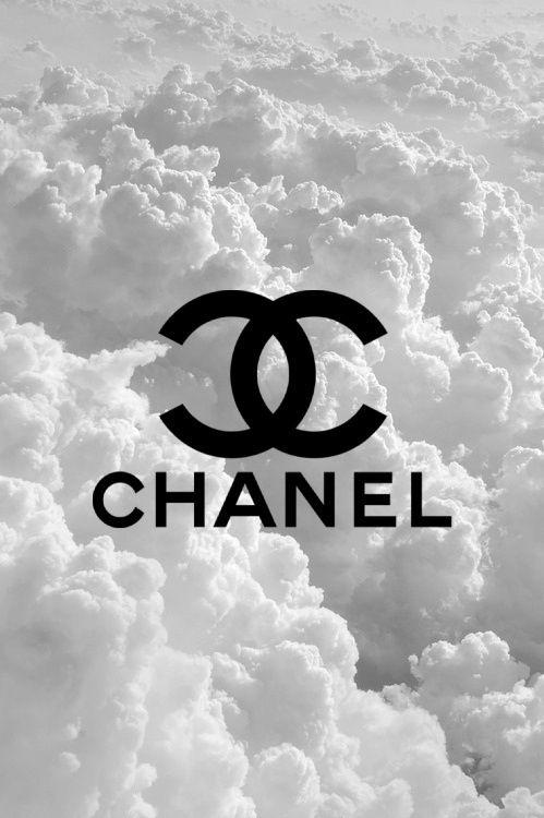 Black And White Chanel Pretty Chanel Wallpapers Coco Chanel Wallpaper Chanel Background Chanel wallpaper black and white